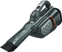 Black+Decker BHV520BT-QW - Aspirador Recargable, Color Gris/