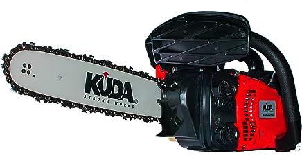 KUDA 1 Motosierra Podadora de Gasolina 25,4CC Espada 12