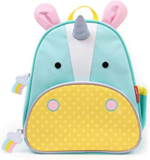 "Skip Hop Toddler Backpack, 12"" Unicorn School Bag, Multi"