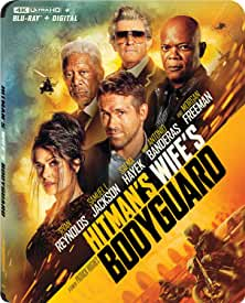 The Hitman's Wife's Bodyguard arrives on Digital July 23 and on 4K, Blu-ray, DVD Aug. 17 from Lionsgate