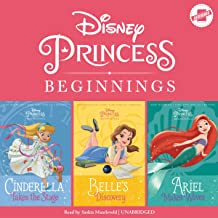 Disney Princess Beginnings: Cinderella, Belle & Ariel