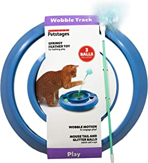 Petstages Wobble Track Cat Toys