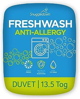 Snuggledown Anti Allergy Super King Duvet 13.5 Tog Winter Superking Duvet