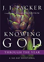 Knowing God Through the Year: A 365-Day Devotional (Through the Year Devotionals)