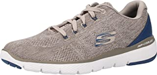 Skechers Men's Flex Advantage 3.0- Stally Trainers