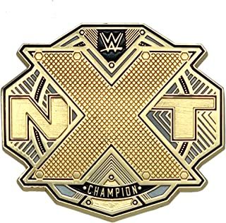 Loot Crate World NXT Championship Belt Pin Like A Boss Slam Crate Official