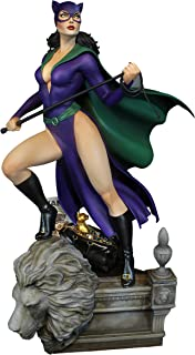 Tweeter Head DC Super Powers Collection: Catwoman 1: 6 Scale Maquette Statue