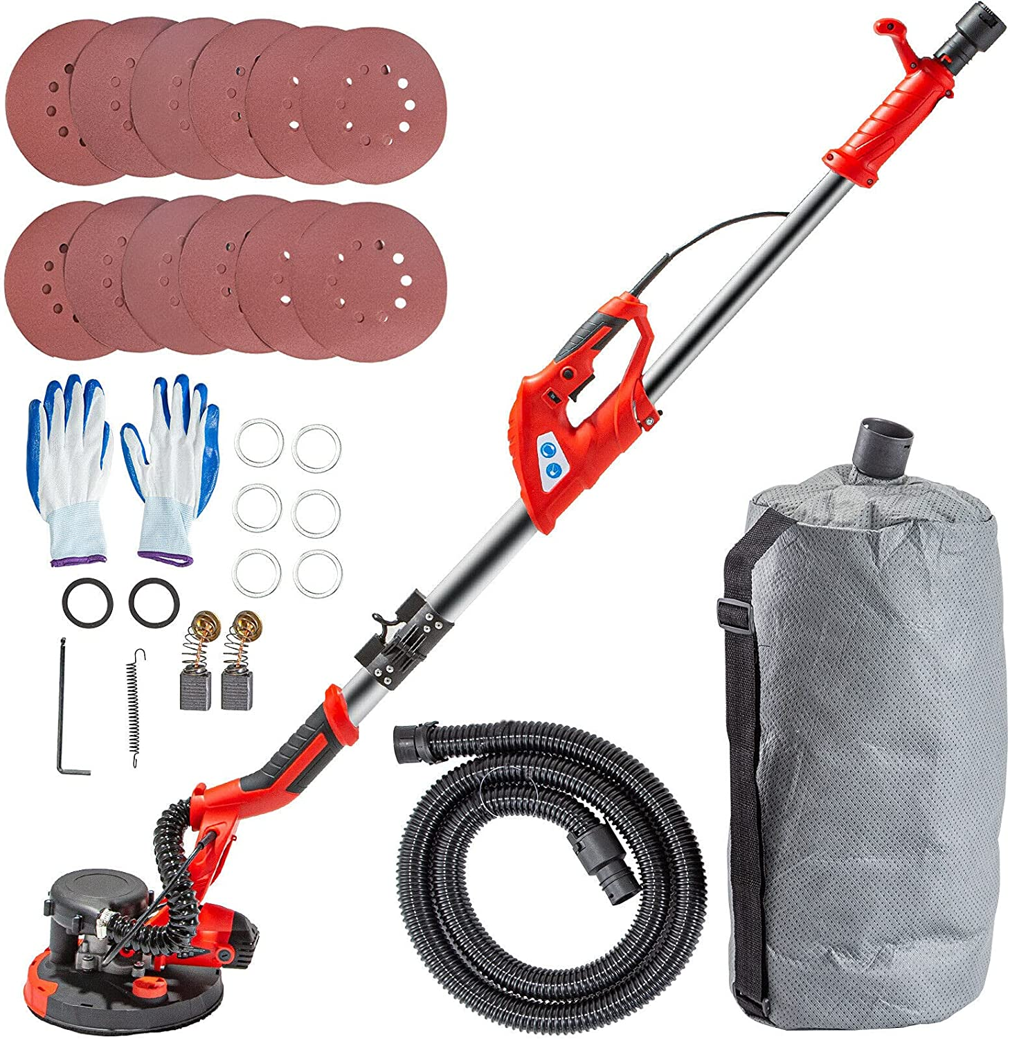 price Mophorn Drywall Sander 850W Foldable Popular shop is the lowest price challenge Electric She