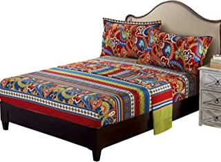 Best colorful paisley patterns Reviews