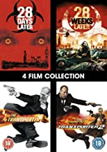 28 Days Later/28 Weeks Later/The Transporter/The Transporter 2