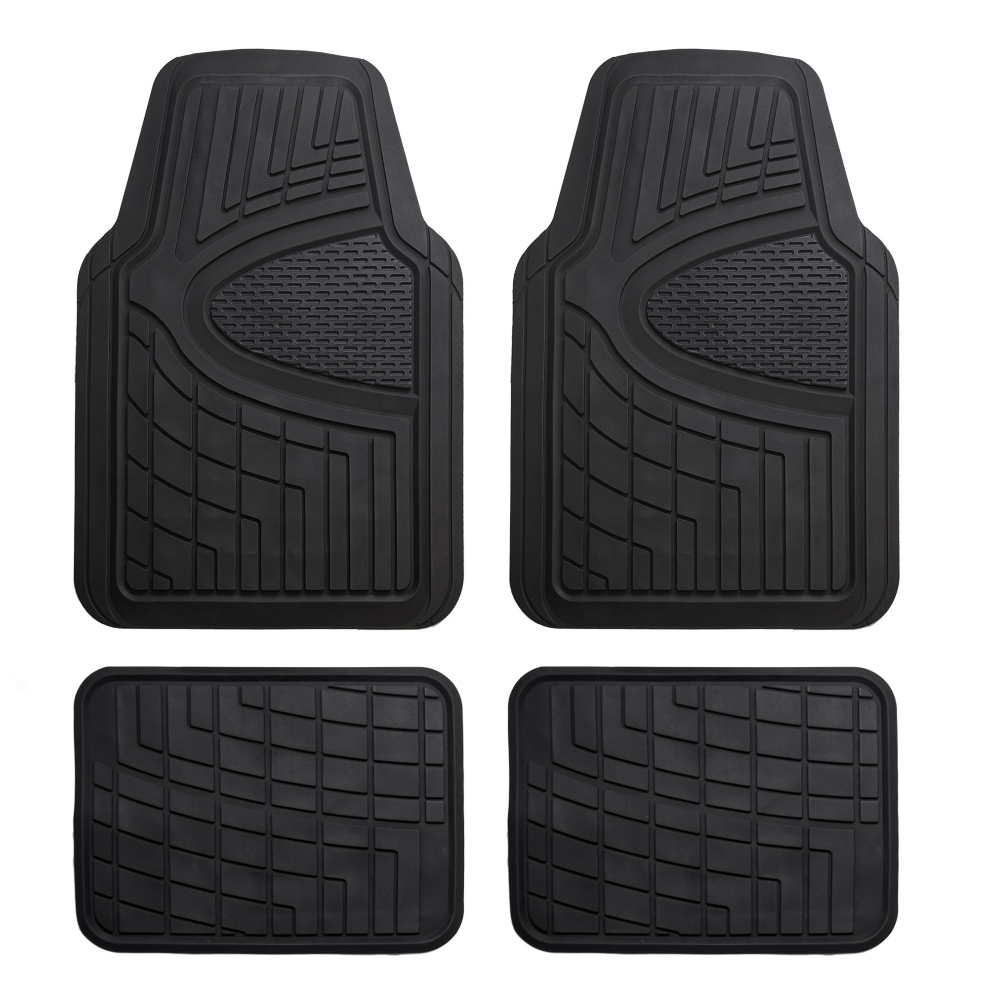 FH Group F11311BLACK Rubber Channel