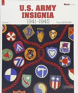 U.S. Army Insignia: 1941-1945 (Militaria Guides)