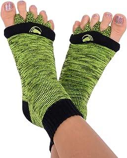 The Original Foot Alignment Socks Green M