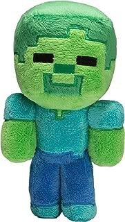 Minecraft Baby Zombie Plush, 8.5