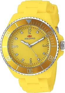Seapro Women's SP7417 Year-Round Analog Quartz Yellow Watch