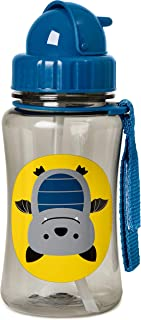 Skip Hop Straw Cup, Toddler Transition Sippy Cup, Bat