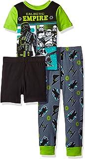 3 Piece Gift Set Star Wars Rebels Little Boys 2 Piece Pajama Set /& Tote