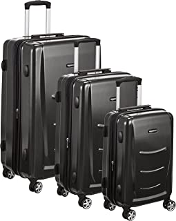 Hardshell Spinner Luggage, Slate Grey