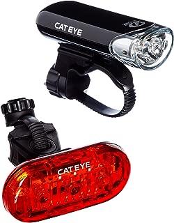 Cateye LUZCAT0058 Kit de Luz Trasera Intermitente y Luz delantera