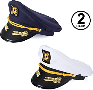 Best Hugh Hefner Sailor Hat of 2020 – Top Rated & Reviewed