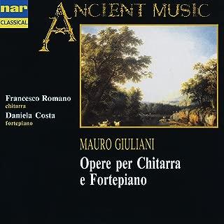 Gran duo concertante per chitarra e fortepiano: I. Allegro maestoso
