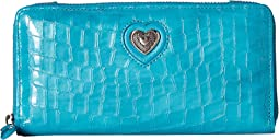 Brighton - Bellissimo Heart Large Wallet
