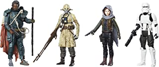Star Wars Rogue One Jedha Revolt Figure, Pack of 4