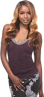 Sensationnel Empress L-Part Lace Front Wig - VENUS (1B - OFF BLACK)