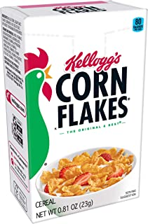corn flakes box
