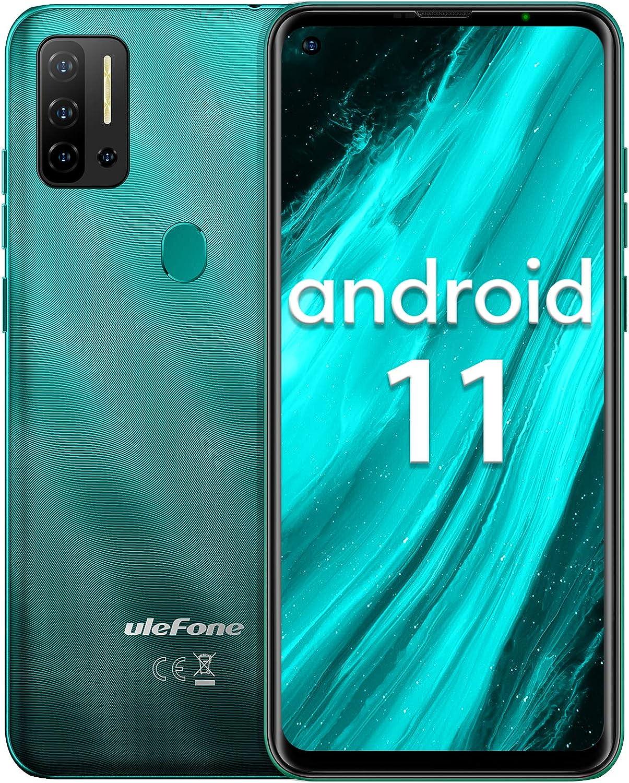 Telefono movil Ulefone Note 11P Android 11 teléfono móvil 6.55