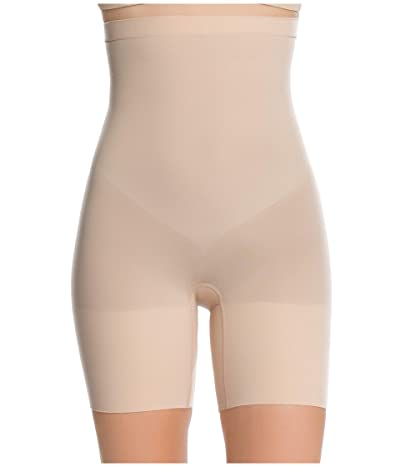 Spanx Higher Power Shorts (Soft Nude) Women