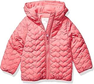 Carter's Girls' Fleece Lined Puffer Jacket Coat