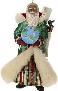 Hallmark Keepsake Ornament 2019 Year Dated AfricanvAmerican Father Christmas