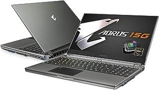 セール中 GIGABYTE AORUS 15 144HZパネル採用、メカニカルキーボード搭載ゲーミングノート/Microsoft Azure AI/15.6インチ/英語配列 (144HZ | GTX 1660TI | i7-10750H)