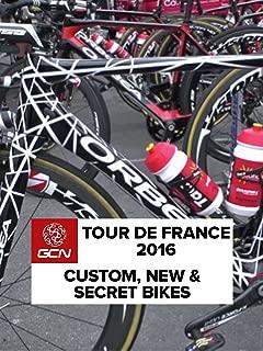 Tour De France 2016 - Custom, New & Secret Bikes