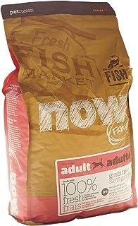 ナウフレッシュ ドッグフード ナウフレッシュ(nowfresh) フィッシュアダルト 2.72kg