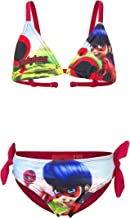 Miraculous Ladybug Girls Two Piece Swim Wear Swimsuit