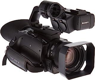 Sony 4K HDR XDCAM with Fast Hybrid AF, Black - PXW-Z90