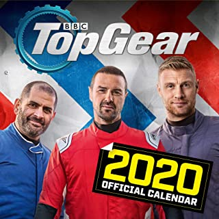 Best top gear calendar Reviews