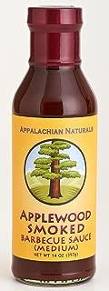 Appalachian Naturals Applewood Smoked Barecue Sauce-Medium