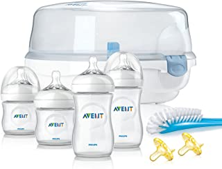 Philips Avent Natural Essentials Baby Bottle Gift Set