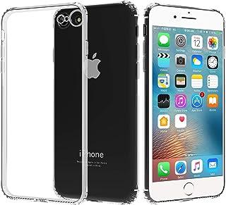 Migeec Funda para iPhone 6s Y iPhone 6 Suave TPU Gel Carcasa Anti-Choques Anti-Arañazos Protección a Bordes y Cámara Premi...