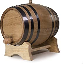 American white oak barrel 20 liter crafted, Customize for free