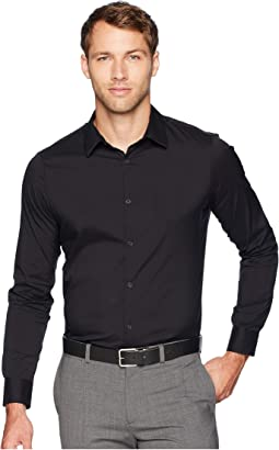 The Stretch-Cotton Shirt
