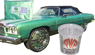25g Green Gold Flip Chameleon Paint Powder - Color Shift Paint Pigment - for Any Custom Paint, Powder Coat, or Epoxy Coating