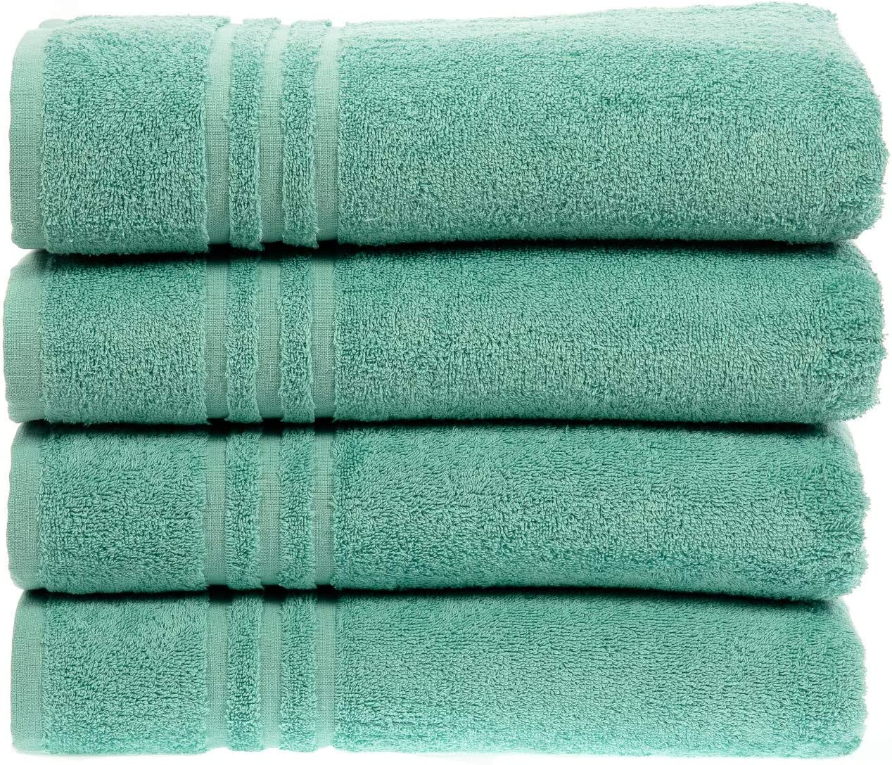 Bliss Indefinitely Casa Bath Selling rankings Towels 4 Pack GSM 500 Natural Quality Premium