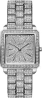 JBW Women's Cristal 0.12 Diamonds Stainless Steel Watch J6386C