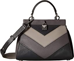 Gramercy Frame Small Top-Handle Satchel