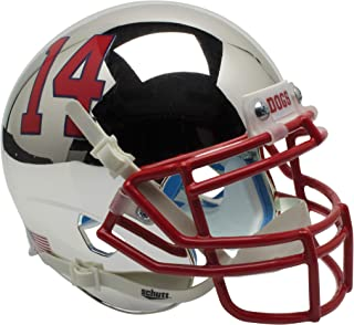 Schutt NCAA Fresno State Bulldogs Mini Authentic XP Football Helmet