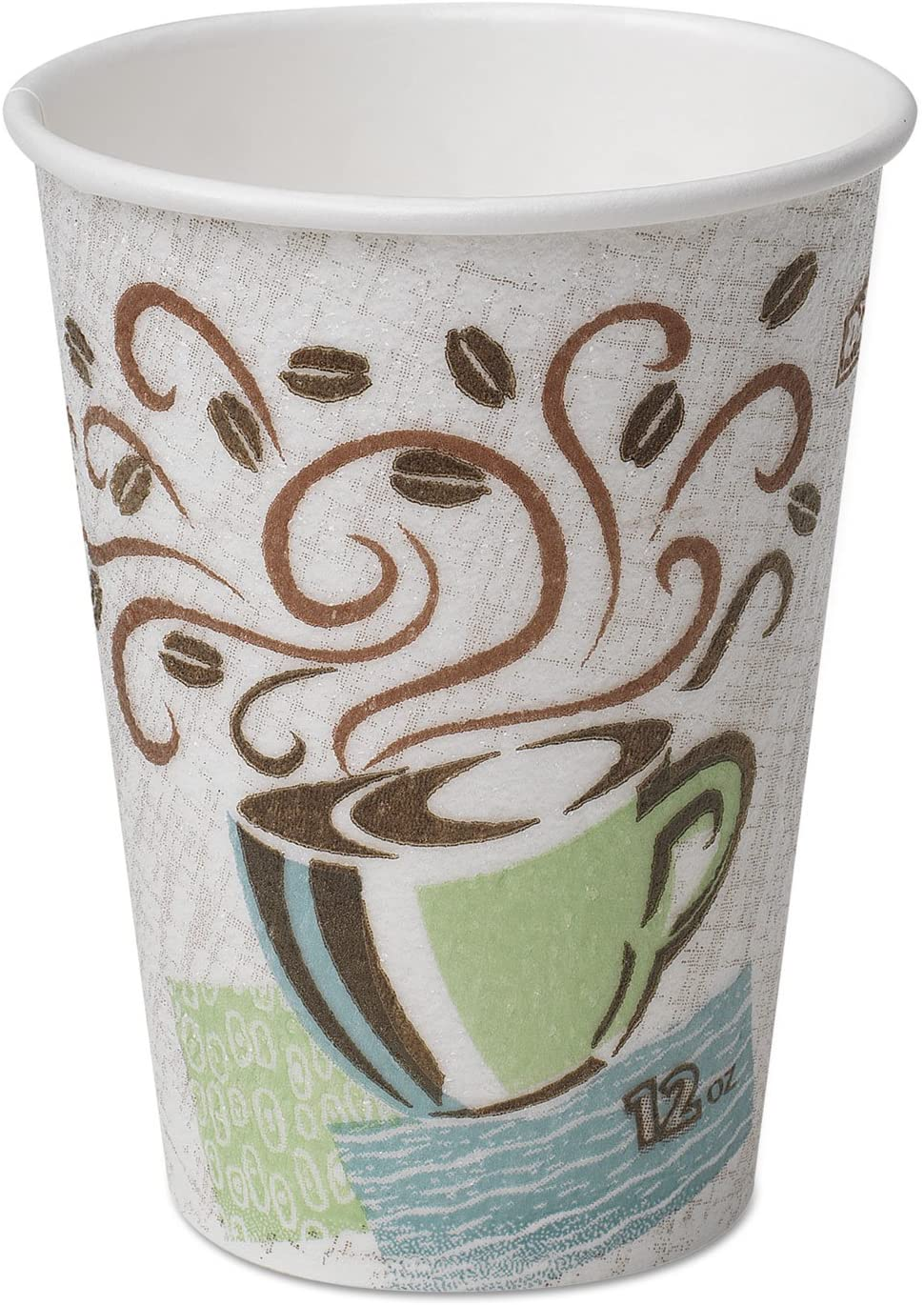 Dixie Hot Cups Paper Popular products 16 oz. Spring new work Coffee Design 500 Dreams Carton